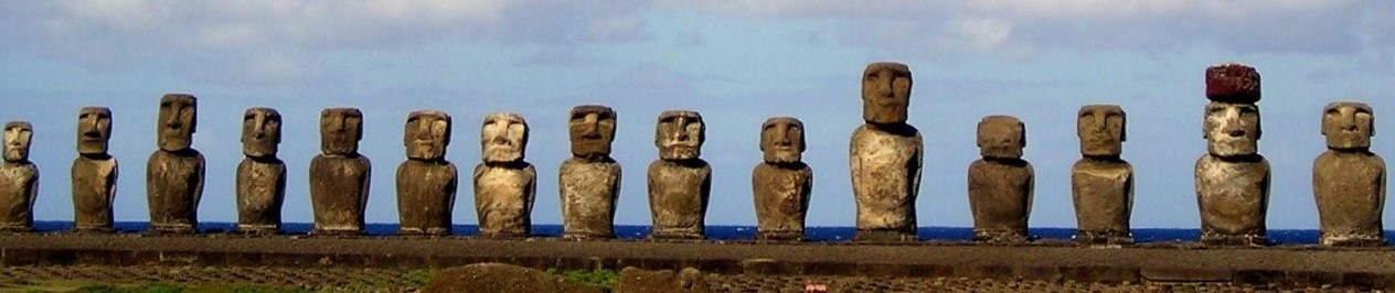 Plans for Easter Island, Chile, Argentina and Uruguay
