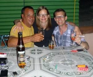 Gunnhild, Jose & Fredrik